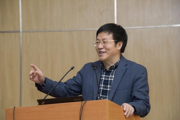 国家基金委副主任刘丛强院士致辞