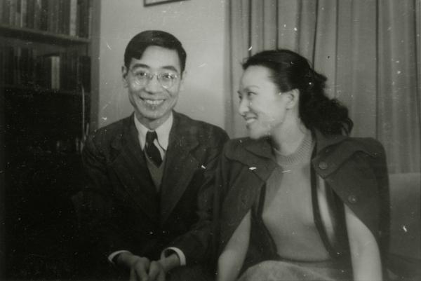 李佩和郭永怀在康奈尔大学