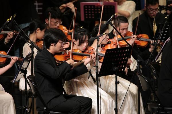 中国科学院大学举办建党百年专场管弦音乐会(图1)