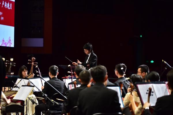 中国科学院大学举办建党百年专场管弦音乐会(图2)