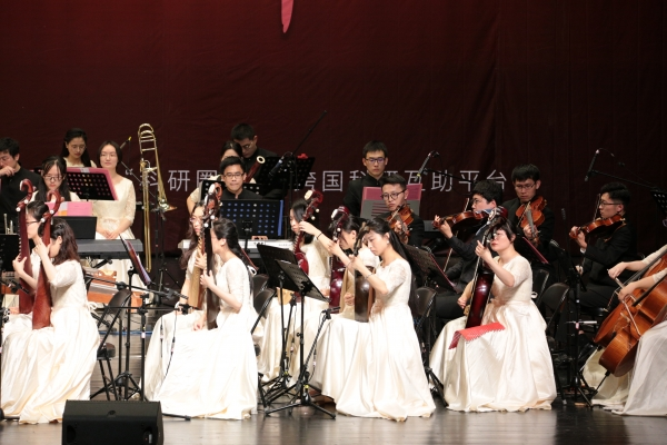 中国科学院大学举办建党百年专场管弦音乐会(图4)